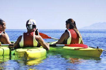 kayak relaxIsola d'Elba naturamenteelba