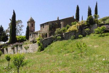 Eremo di santa caterina Isola d'Elba escursione trekking per famiglie