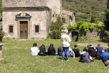 Escursione per scuole mondo contadino trekking naturalistico