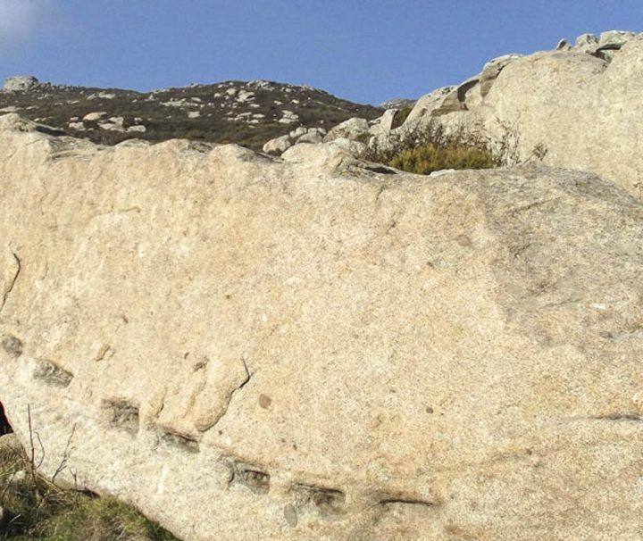 Escursione per scuoleil mondo del granitotrekking naturalistico