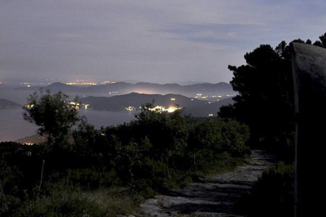 Passeggiata al chiaro di luna NaturalmenteIsola d'Elba